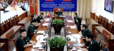 Очередная встреча руководителей и сотрудников Государственного Комитета Социалистической республики Вьетнам по делам Мавзолея Президента Хо Ши Мина и ФГБНУ ВИЛАР в формате видеоконференции